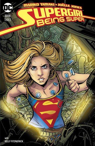 Supergirl – Being Super #3 (2017)