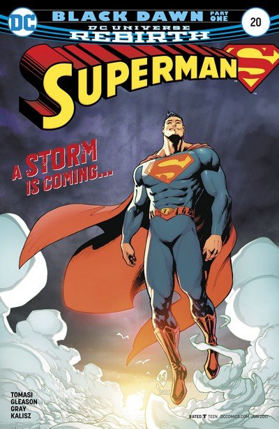 Superman #20 (2017)