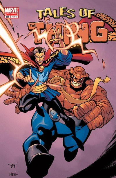Tales of the Thing #1 – 3 (2005)