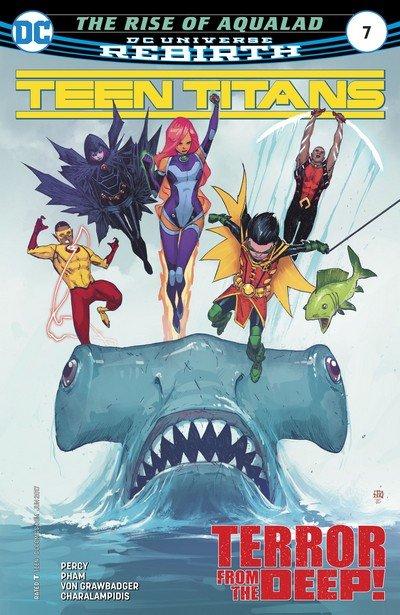 Teen Titans #7 (2017)