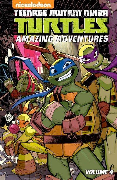Teenage Mutant Ninja Turtles – Amazing Adventures Vol. 4 (2017)
