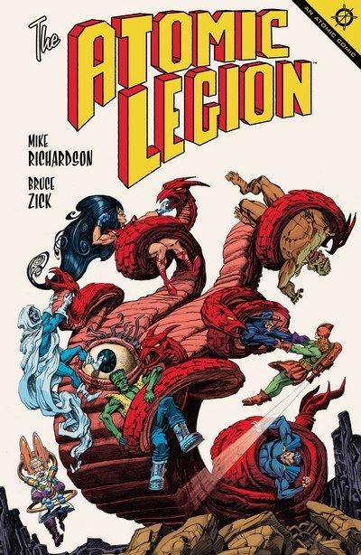 The Atomic Legion (2014)