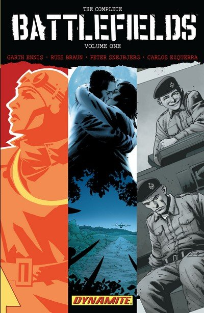 The Complete Battlefields Vol. 1 – 3 (2009-2014)
