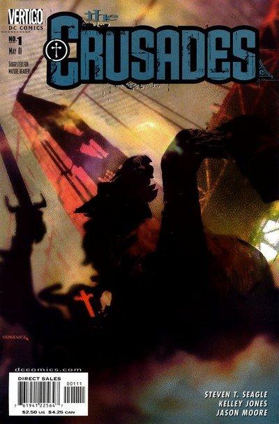 The Crusades #1 – 20 (2001-2002)
