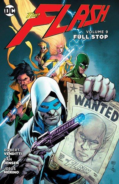 The Flash Vol. 9 – Full Stop (2016)