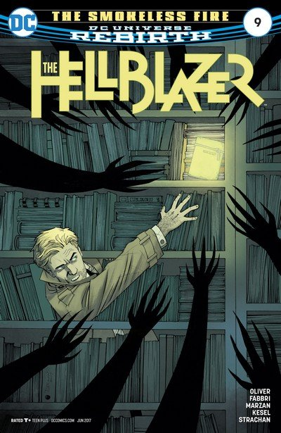 The Hellblazer #9 (2017)