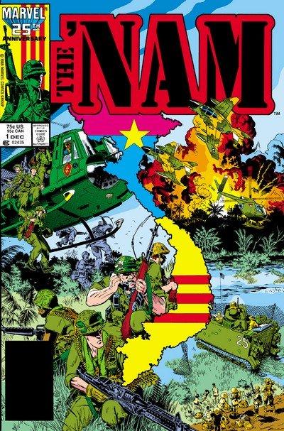 The 'Nam #1 – 84 + 'Nam Magazine #1 – 10 (1986-1993)