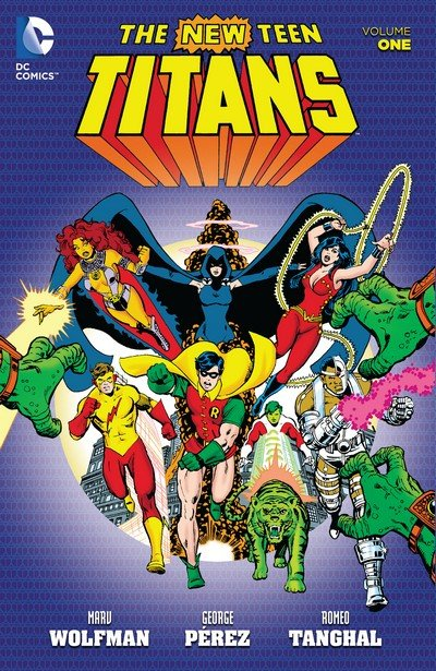 The New Teen Titans Vol. 1 – 11 (TPB) (2014-2020)