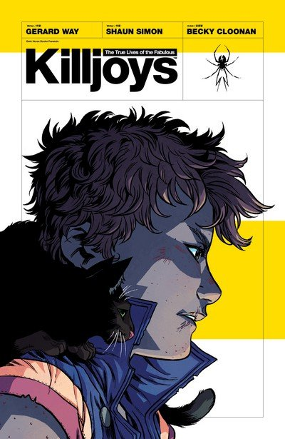 The True Lives of the Fabulous Killjoys (2014)
