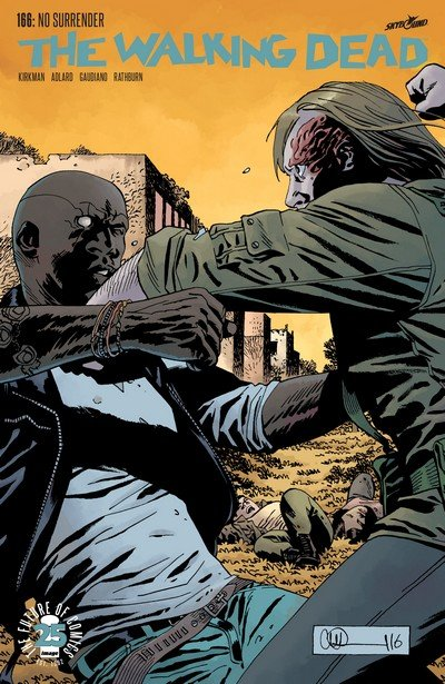 The Walking Dead #166 (2017)