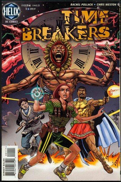 Time Breakers #1 – 5 (1997)