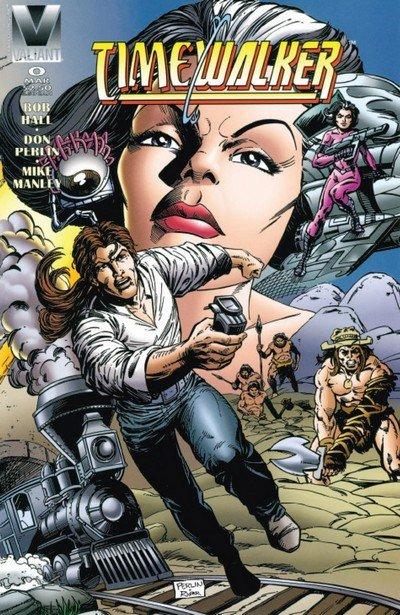 Timewalker #0 – 15 (1994-1995)