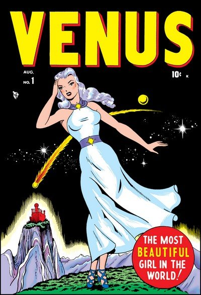 Venus #1 – 19 (1948-1952)