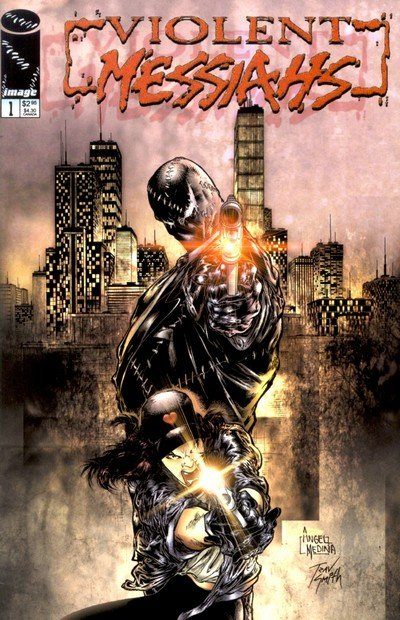 Violent Messiahs Vol. 1 #0.5 – 8 (2000-2001)