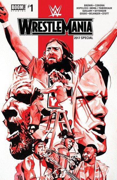 WWE WrestleMania 2017 Special (2017)