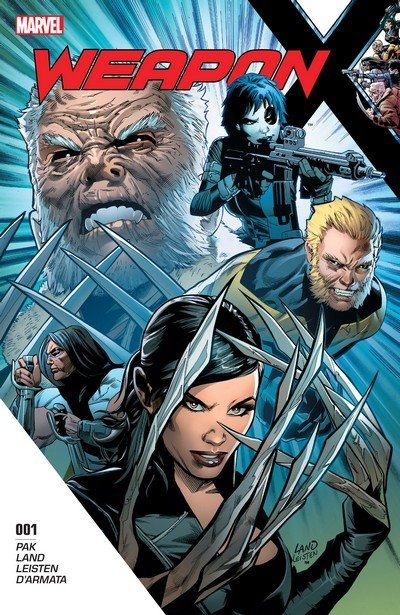 Weapon X #1 (2017)