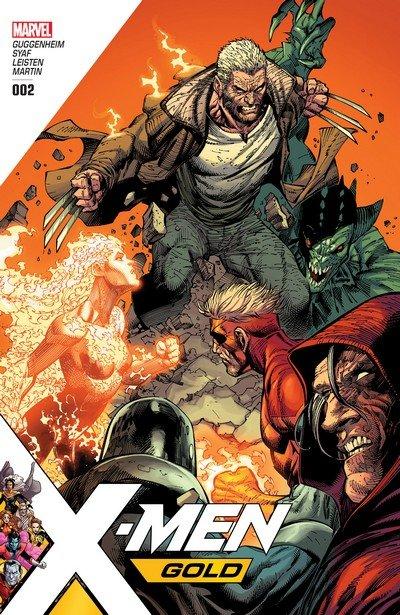 X-Men Gold #2 (2017)