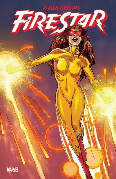 X-Men Origins – Firestar (2017)