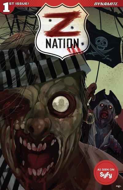 Z Nation #1 (2017)