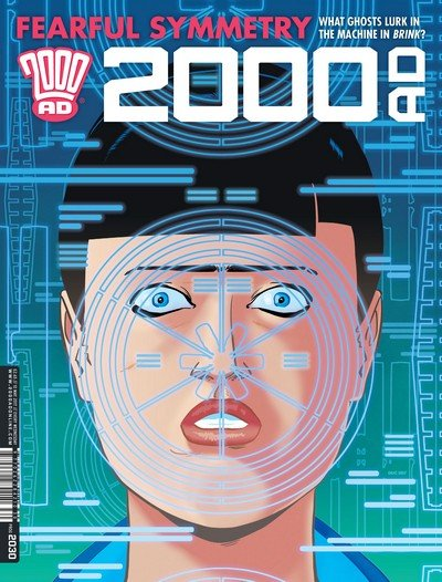 2000AD #2030 (2017)