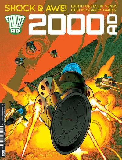 2000AD #2032 (2017)