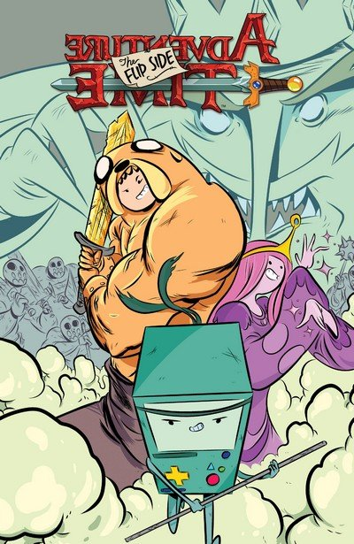 Adventure Time – The Flip Side (2015)