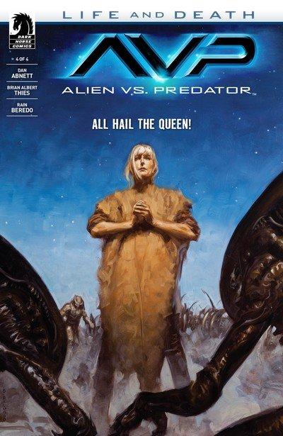 Aliens vs. Predator – Life and Death #4 (2017)