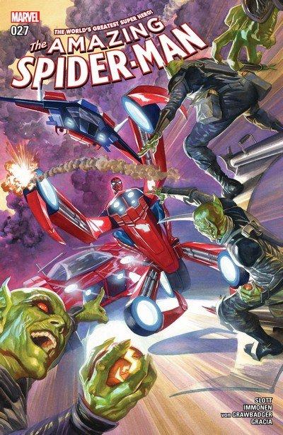 Amazing Spider-Man #27 (2017)