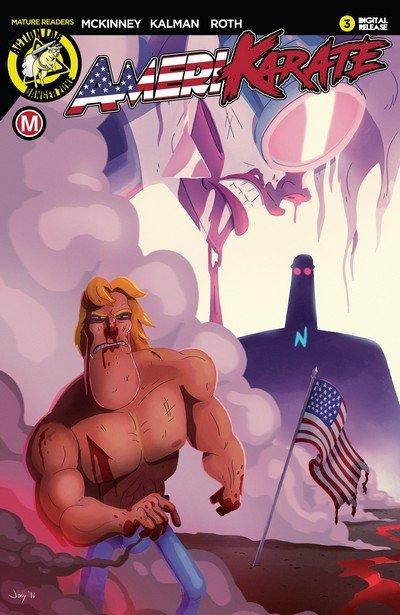 Amerikarate #3 (2017)