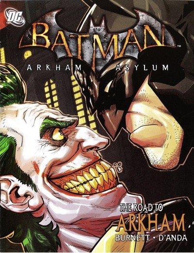 Batman – Arkham Asylum – The Road to Arkham (2009)