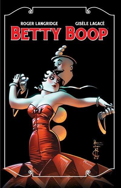 Betty Boop Vol. 1 (2017)