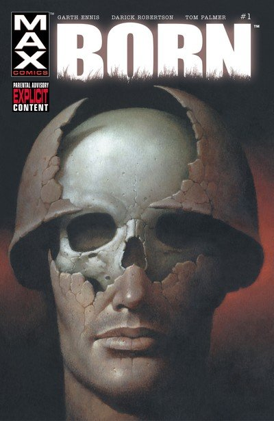 The Punisher MAX – Born #1 – 4 (2003)