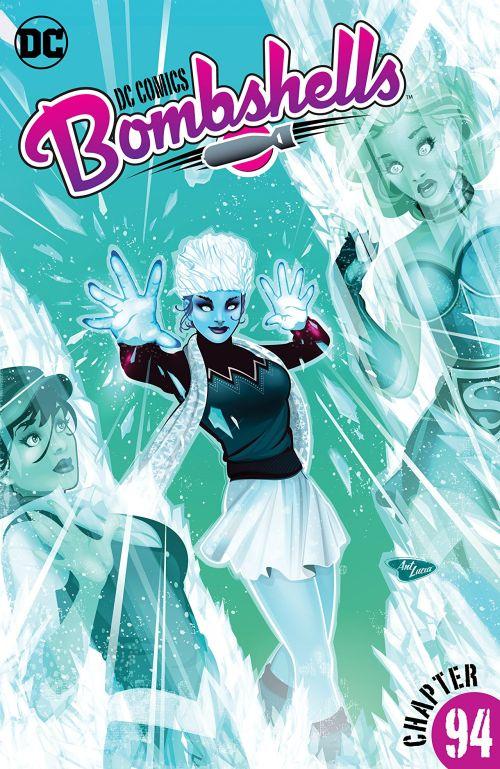 DC Comics – Bombshells #94 (2017)