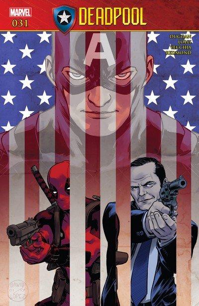 Deadpool #31 (2017)