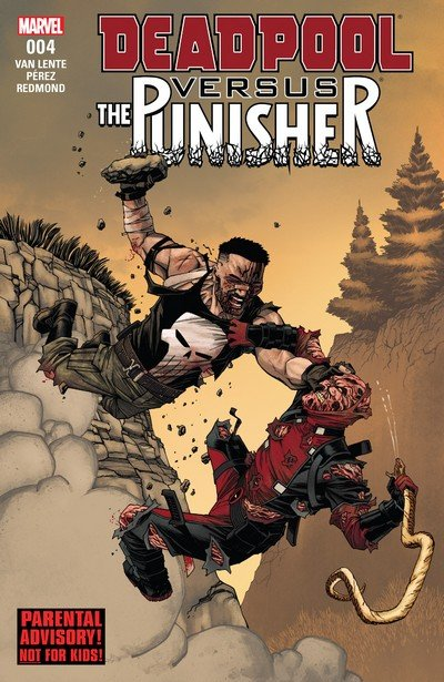 Deadpool vs. The Punisher #4 (2017)