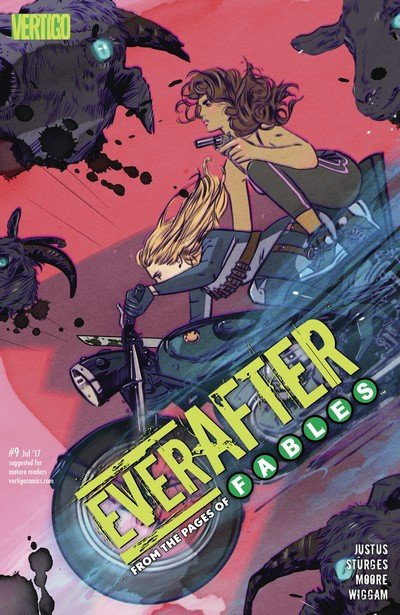 Everafter #9 (2017)
