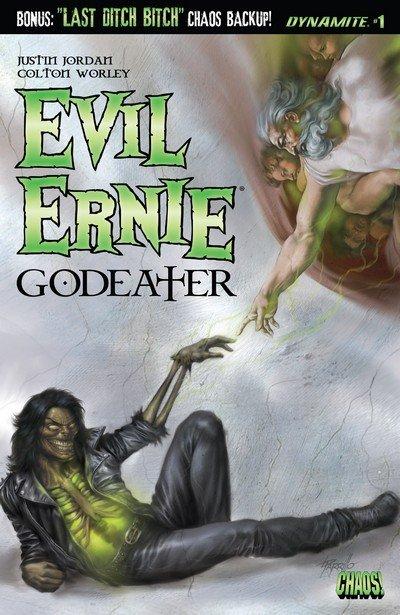 Evil Ernie – Godeater #1 – 5 (2016-2017)