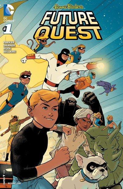 Future Quest #1 – 12 (2016-2017)