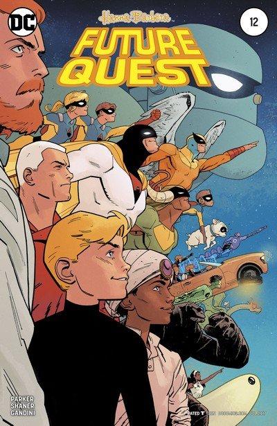 Future Quest #12 (2017)