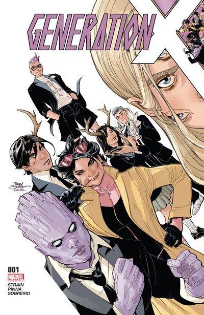Generation X #1 (2017)