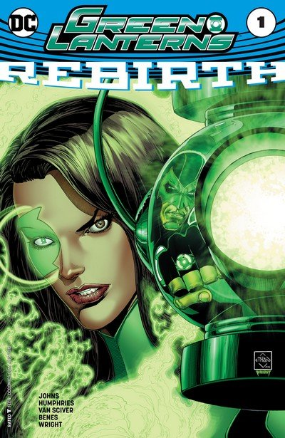 Green Lanterns – Rebirth #1 + #1 – 57 + Extras (2016-2018)
