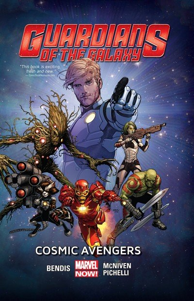 Guardians of the Galaxy Vol. 1 – 5 (TPB) (2013-2015)