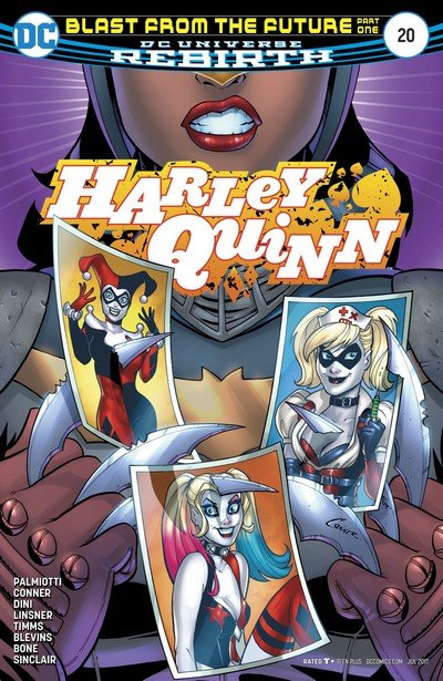 Harley Quinn #20 (2017)