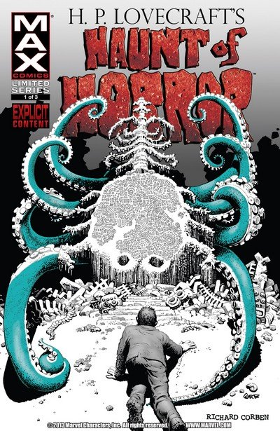 Haunt of Horror – Lovecraft #1 – 3 (2008)