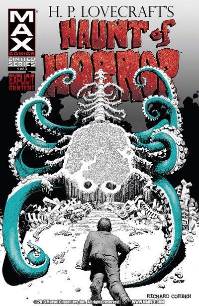 Haunt of Horror – Lovecraft #1 – 3 (2008)