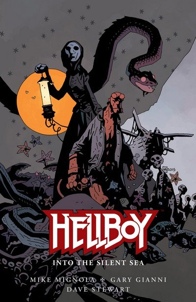 Hellboy – Into the Silent Sea (2017)