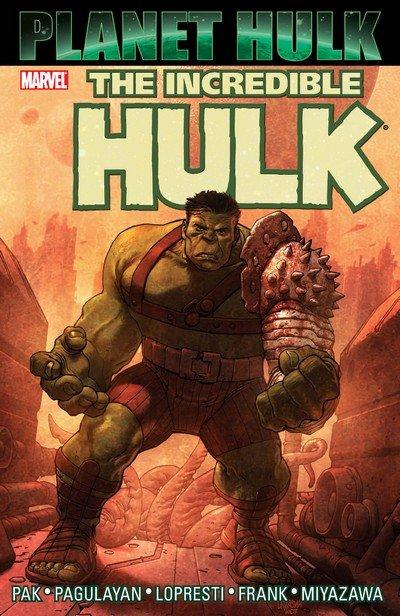 Hulk – Planet Hulk (TPB) (2008)