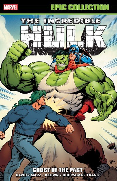 Incredible Hulk Epic Collection – Ghosts of the Past (2015)