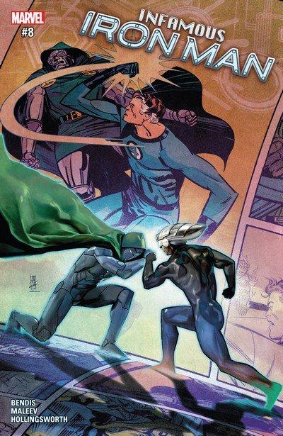Infamous Iron Man #8 (2017)