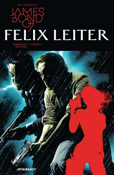 James Bond – Felix Leiter #5 (2017)